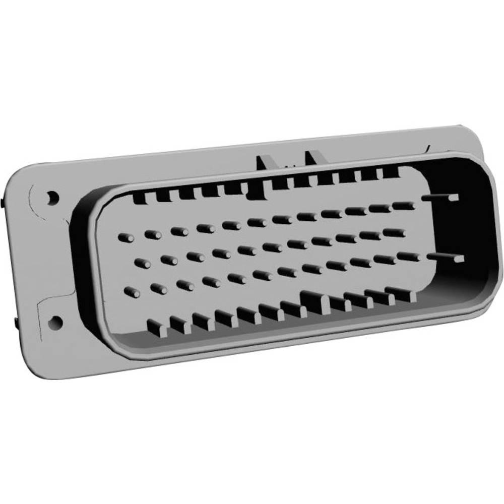 Indbygningsstiftliste (præcision) AMPSEAL Samlet antal poler 35 TE Connectivity 776230-1 1 stk