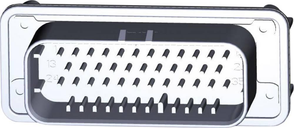 Indbygningsstiftliste (præcision) AMPSEAL Samlet antal poler 35 TE Connectivity 776231-2 1 stk