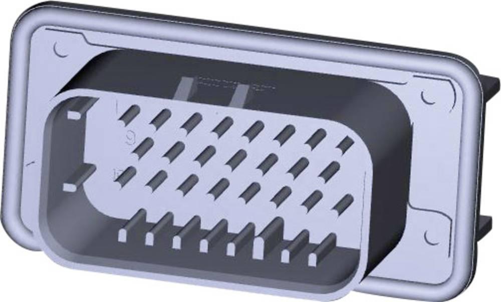 Indbygningsstiftliste (præcision) AMPSEAL Samlet antal poler 23 TE Connectivity 776087-4 1 stk