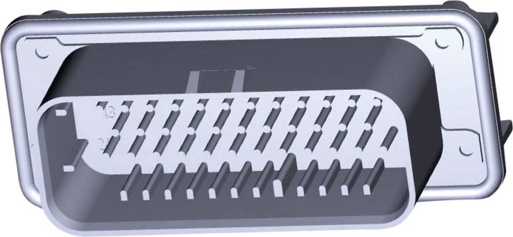 Indbygningsstiftliste (præcision) AMPSEAL Samlet antal poler 35 TE Connectivity 1-776163-2 1 stk