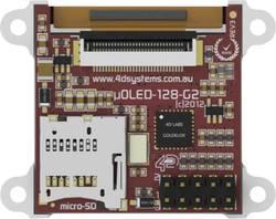 Razvojna plošča 4D Systems SK-128-G2
