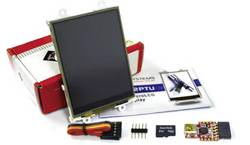 Razvojna plošča 4D Systems SK-32PTU