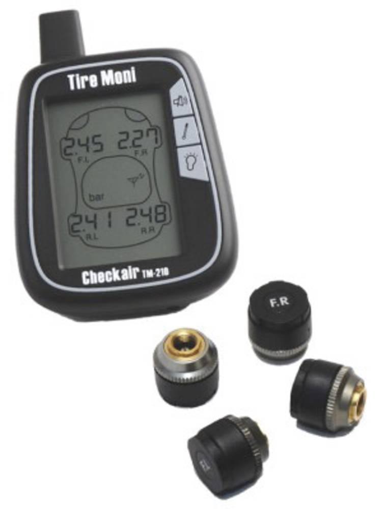 Sustav za kontrolu tlaka u gumama TM-210 uklj. 4 senzora TireMoni