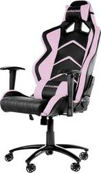 Marvelous Gaming Chair Akracing Player Gaming Chair Schwarz Pink Black Machost Co Dining Chair Design Ideas Machostcouk