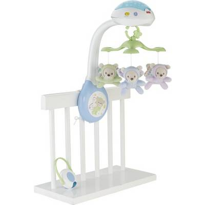 Fisher Price - 3-in-1 Dream Teddy Mobile