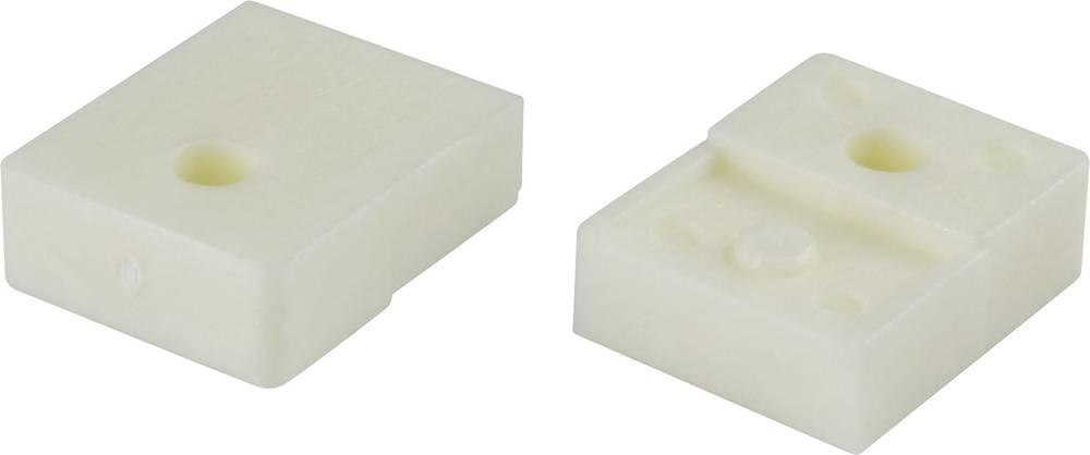 Podnožje za tranzistor 1 kos TH-2V0 KSS (D x Š x V) 15.7 x 13 x 5.3 mm