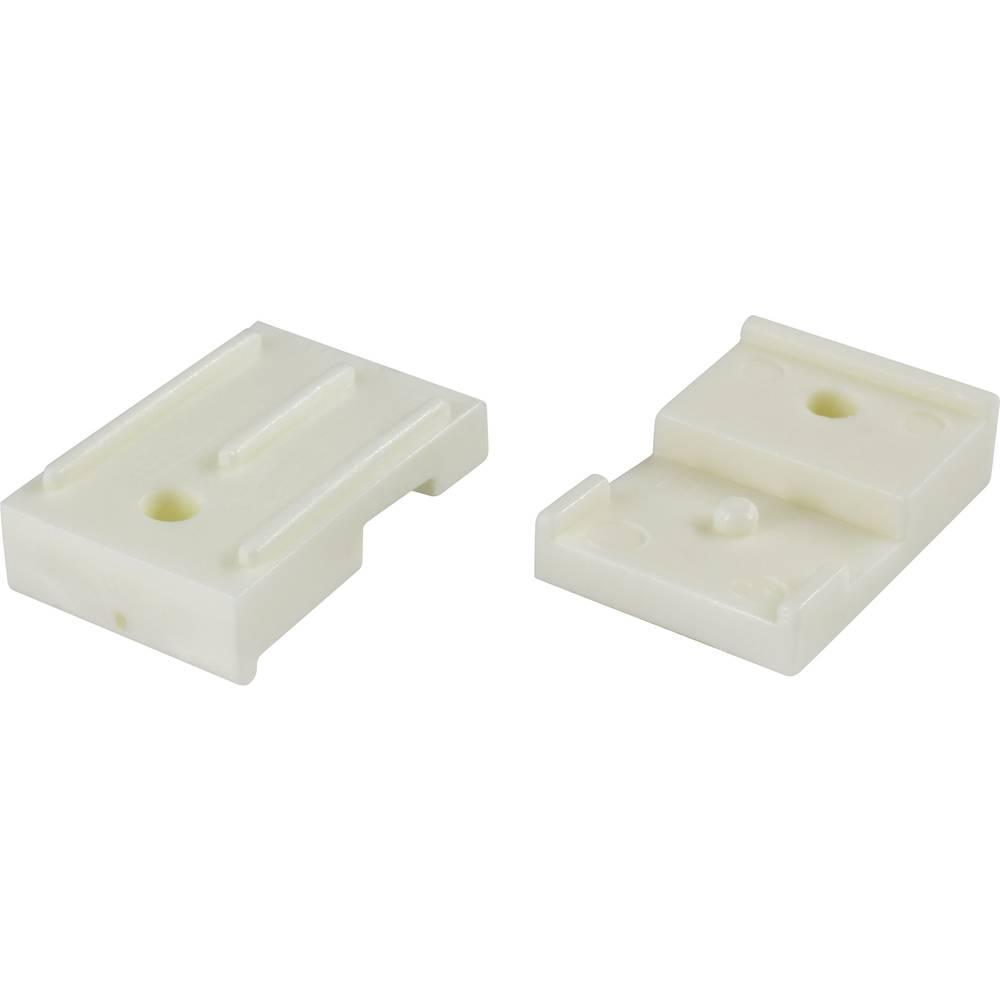 Transistorholder 1 stk TH-3V0 KSS (L x B x H) 26.8 x 18.3 x 6.9 mm