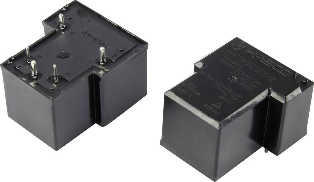 Relej za printanje HAT901CS30DC12 Hasco Relays and Electronics 12 V/DC 40 A 1 izmjenjivač 1 kom.