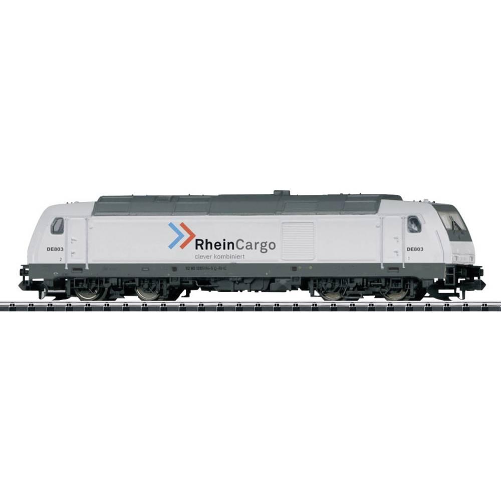 Diesellokomotiv N MiniTrix T16641 Digital DC