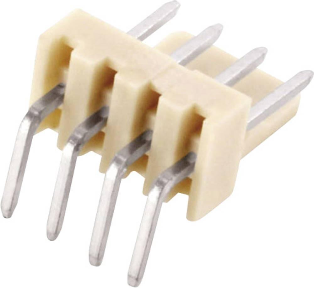 Stiftliste (standard) Samlet antal poler 5 econ connect PSL5W Rastermål: 2.54 mm 1 stk