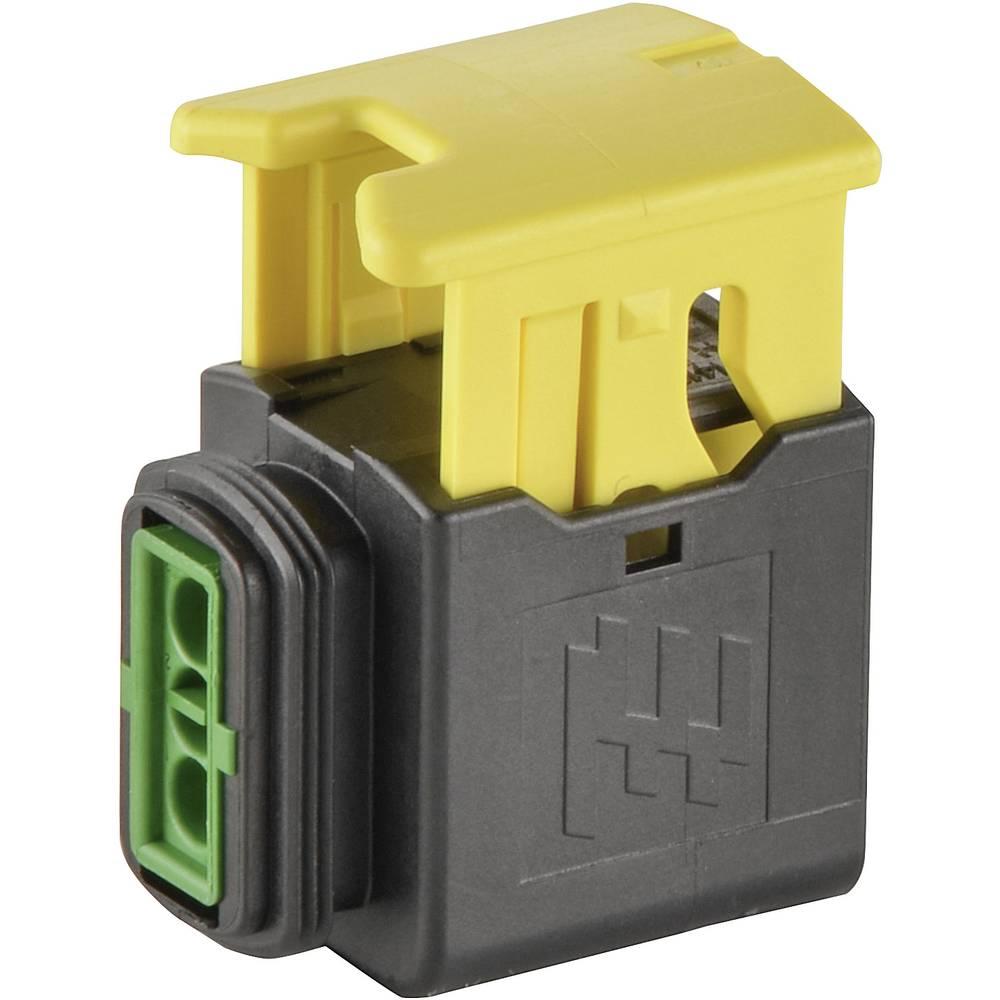 Tilslutningskabinet-kabel HDSCS, MCP Samlet antal poler 3 TE Connectivity 1-1418448-1 1 stk