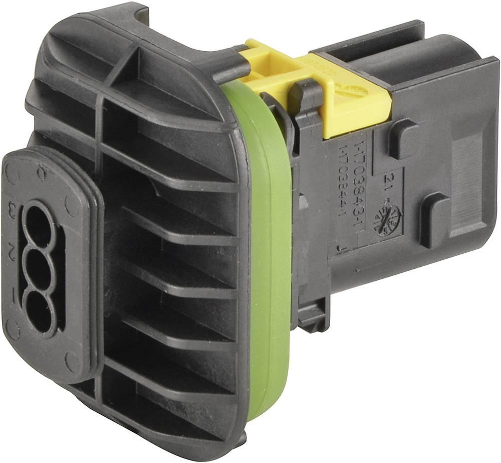 Ohišje za konektorje- platina TE Connectivity 2-1703841-1 1 kos
