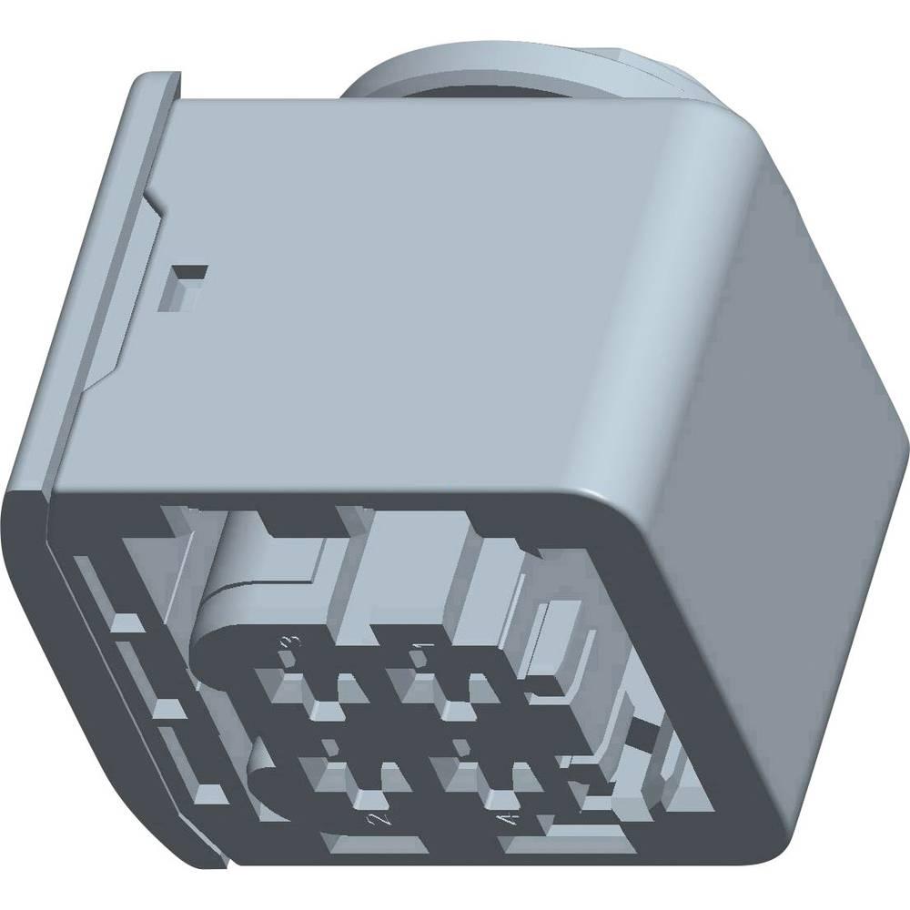 Tilslutningskabinet-kabel HDSCS, MCP Samlet antal poler 4 TE Connectivity 1-1418390-1 1 stk