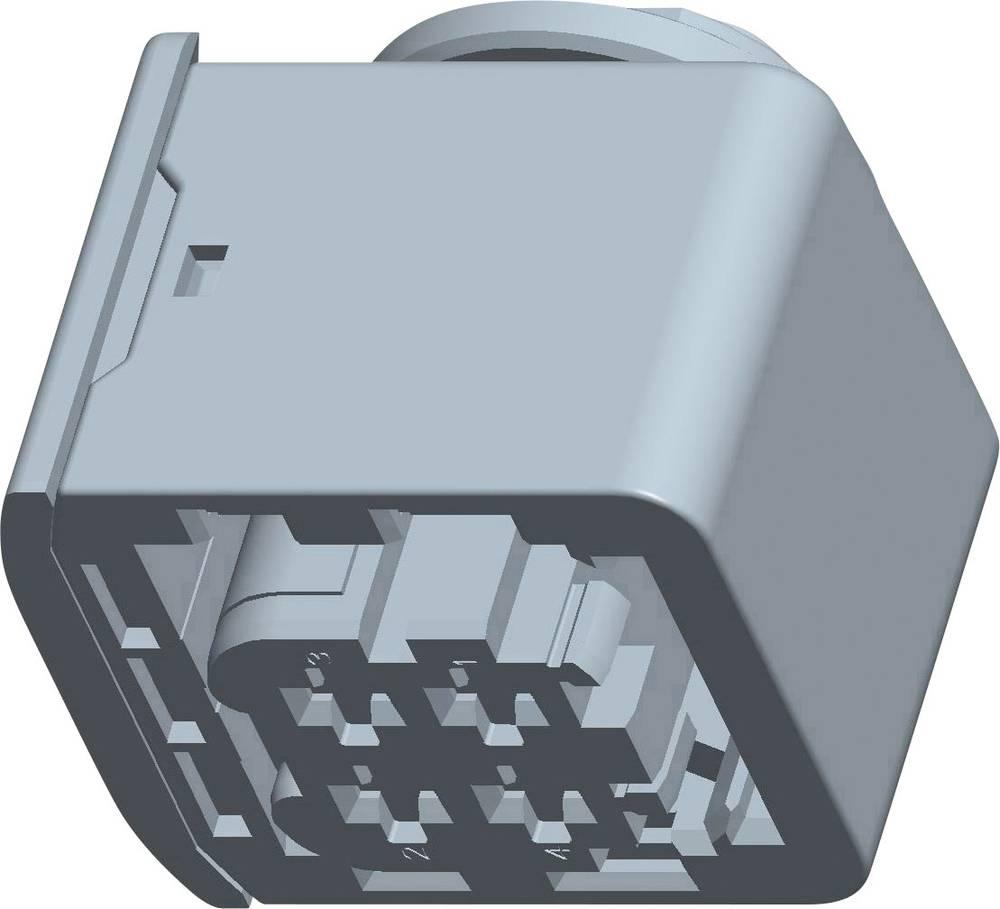 Ohišje za konektorje TE Connectivity 3-1418390-1 1 kos