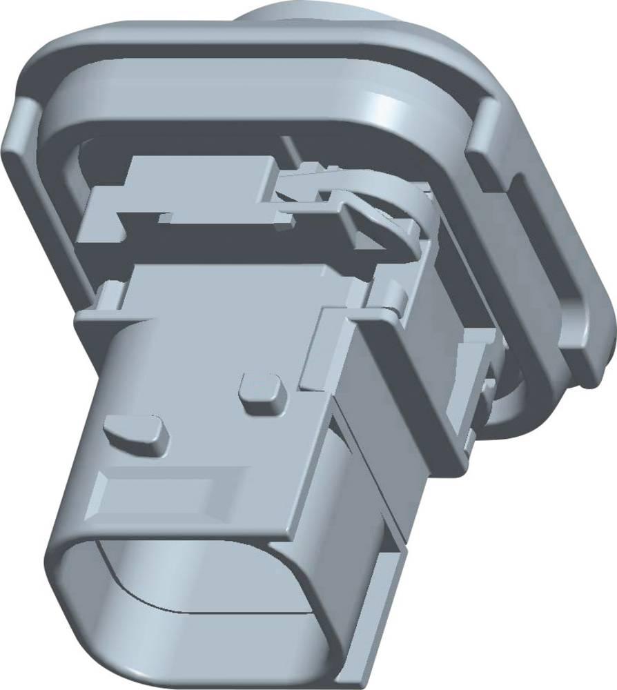 Tilslutningskabinet-printplade HDSCS, MCP Samlet antal poler 4 TE Connectivity 1-1703808-1 1 stk