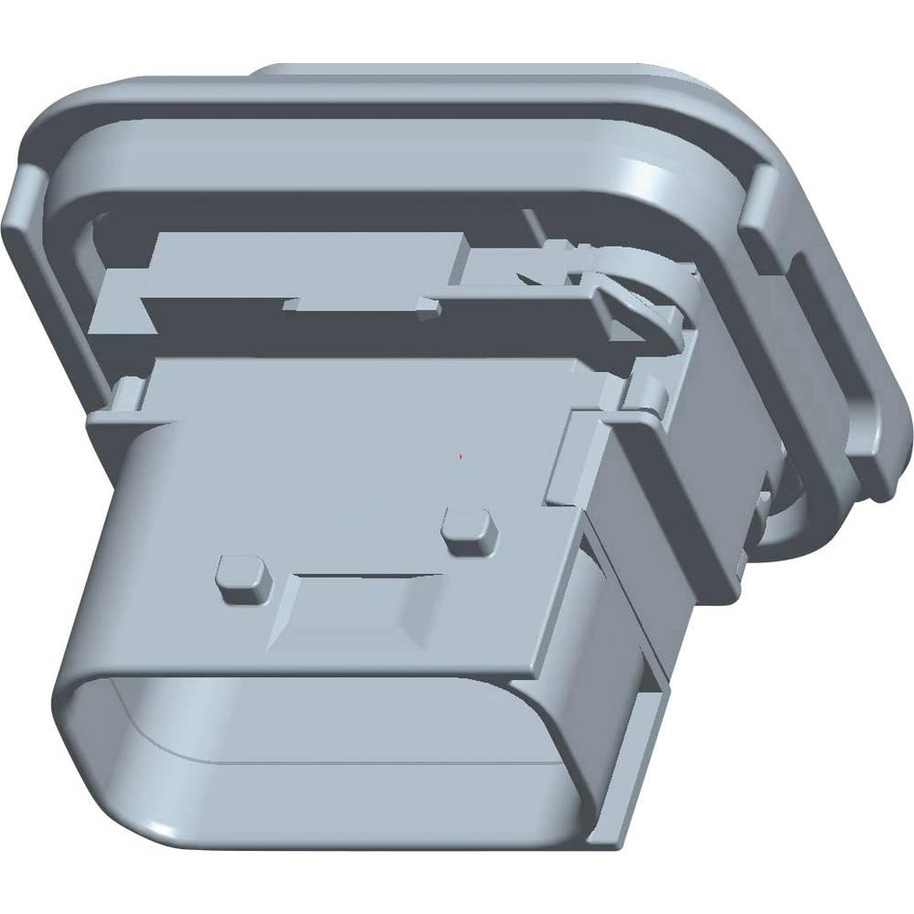 Ohišje za konektorje- platina TE Connectivity 1-1564520-1 1 kos