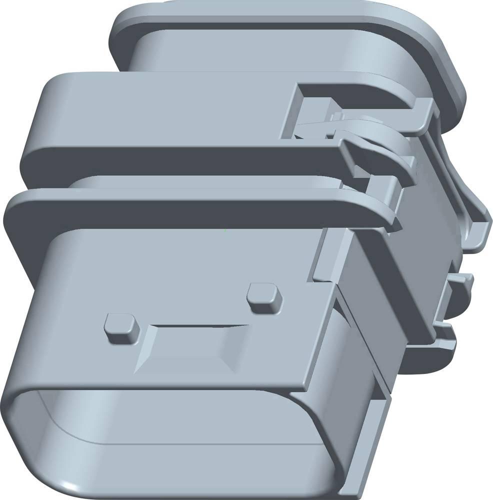 Tilslutningskabinet-printplade HDSCS, MCP Samlet antal poler 8 TE Connectivity 1-1564522-1 1 stk