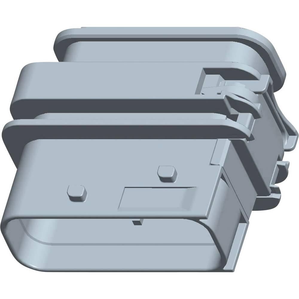 Ohišje za konektorje- platina TE Connectivity 1-1564530-1 1 kos