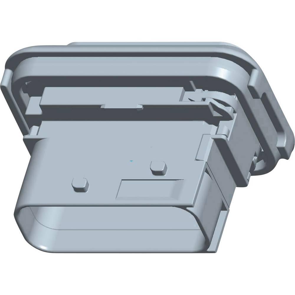 Tilslutningskabinet-printplade HDSCS, MCP Samlet antal poler 18 TE Connectivity 1-1564526-1 1 stk
