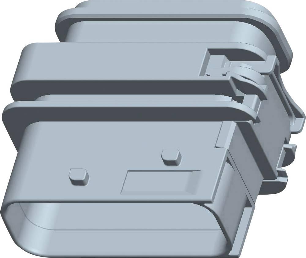 Tilslutningskabinet-printplade HDSCS, MCP Samlet antal poler 4 TE Connectivity 1-1564534-1 1 stk