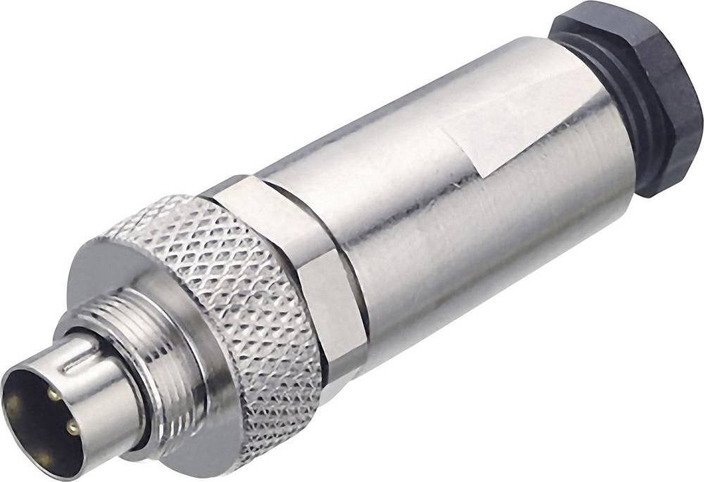 Kabelski vtič, 360° EMV sicher poli: 5 3 A 99-0413-10-05 Binder 1 kos