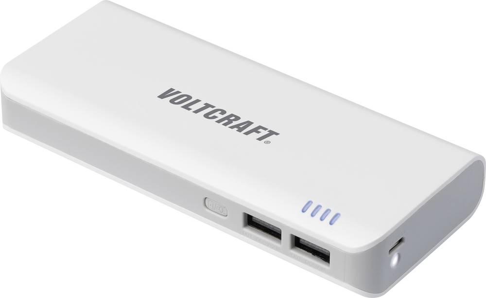 Powerbank (nadomestni akumulator) VOLTCRAFT PB-18 Li-Ion 13000 mAh