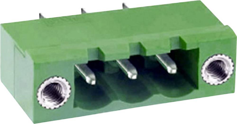 Pinsko ohišje za tiskana vezja DECA ME060-50004 mere: 5.00 mm 1 kos