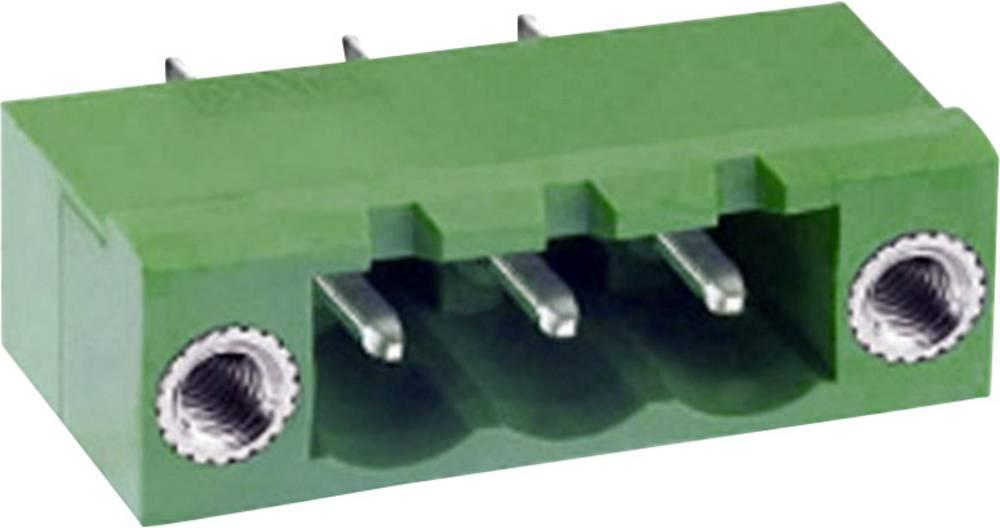 Pinsko ohišje za tiskana vezja DECA ME060-50806 mere: 5.08 mm 1 kos