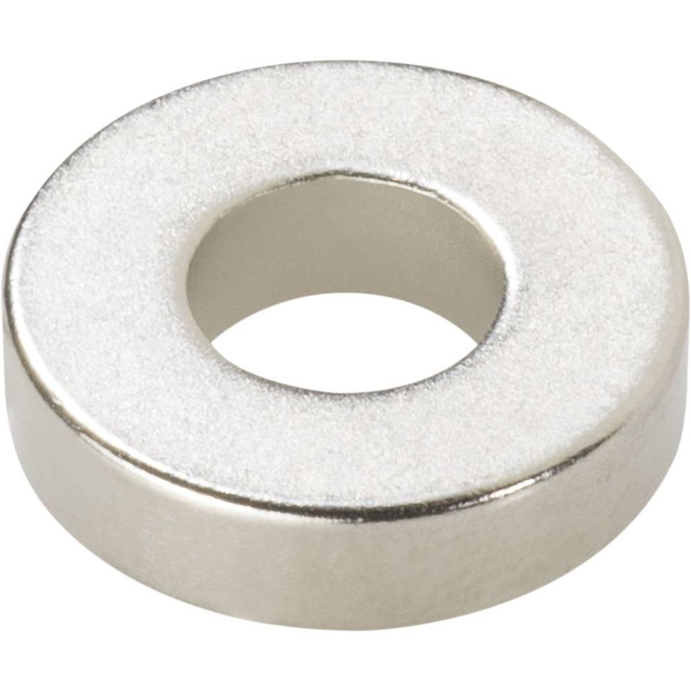 Stalni magnet , obročni NdFeB mejna temperatura (maks.): 150 °C TERRAMAG® S-35/150