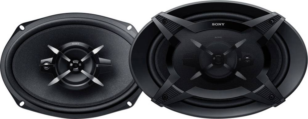 3-vejs triaksial-indbygningshøjtaler Sony XS-FB6930 450 W 1 pair