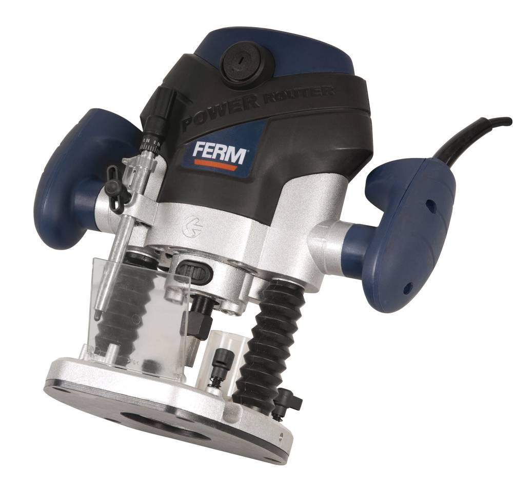Namizni rezkalnik Ferm PRM1015, 1300 W