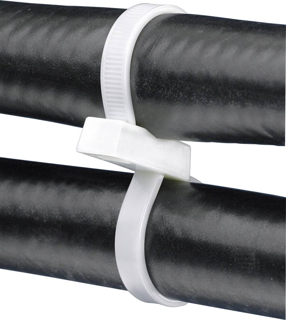 Vezice za kabele 193 mm naravne boje dvostruka glava,Panduit PLB2S-C 1 kom