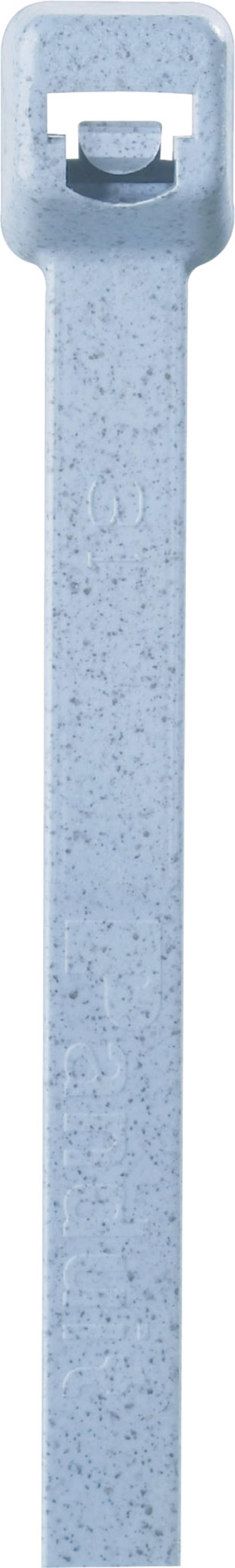 Vezice za kabele 291 mm plave boje mogučnost detekcije Panduit ASTN-450 100 kom