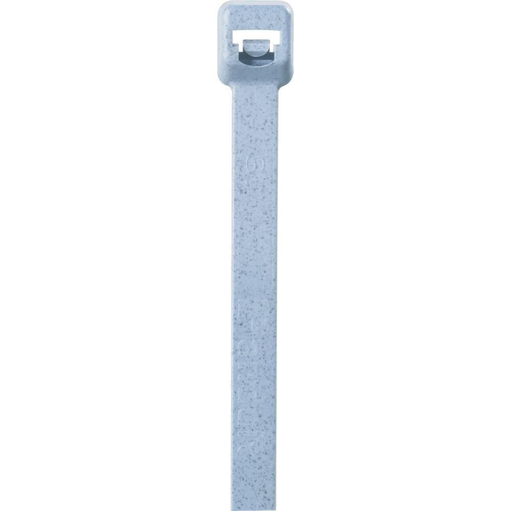 Kabelske vezice 282 mm modre barve možnost detekcije Panduit ASTN-375 50 kos