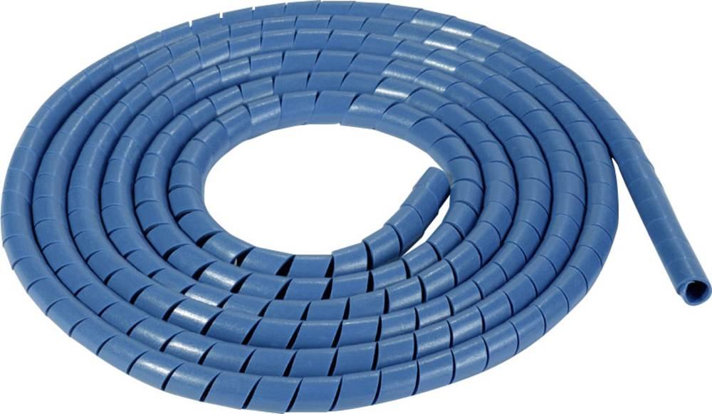Spiralna cev, ki jo lahko detektiramo 5 - 20 mm SBPEMC4-PE-BU-30M HellermannTyton vsebuje: meterski snop