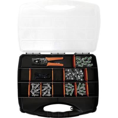 Sorting box F-compress ions plug
