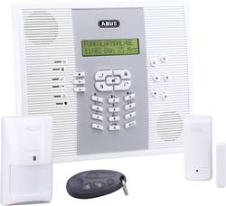 Sæt med trådløst alarmanlæg ABUS Privest FUAA30000 Alarmzoner (radio) 32 Alarmzoner (leder) 1