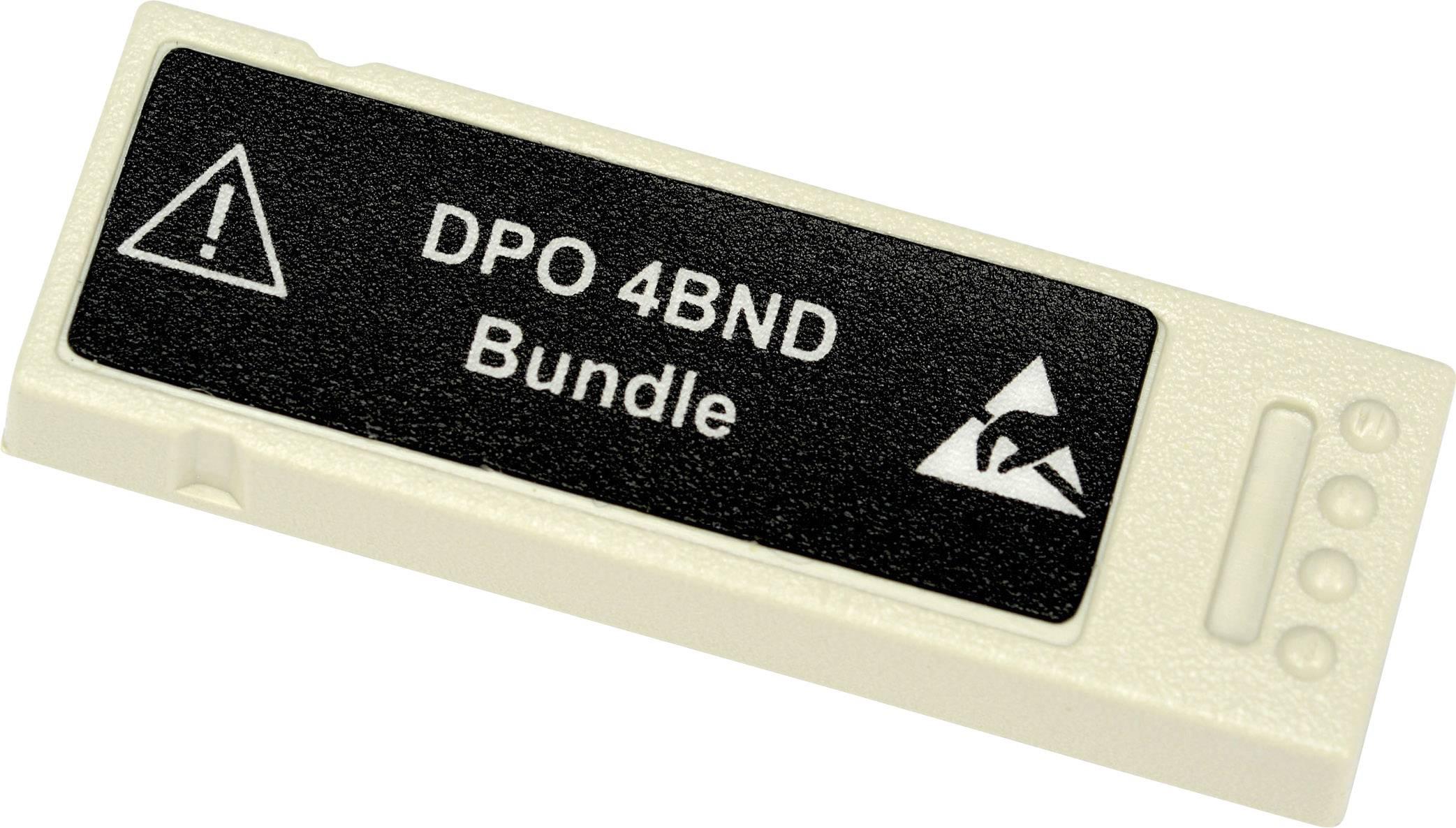 Tektronix DPO4BND Tektronix DPO4BND MSO/DPO/MDO4000B Software