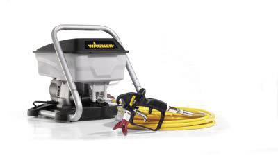 Paint Spray System 625 W Wagner Airless Sprayer Plus Max