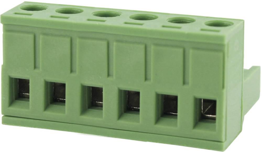 Stiftkabinet-kabel Samlet antal poler 3 Degson 2EDGK-5.08-03P-14-00AH Rastermål: 5.08 mm 1 stk