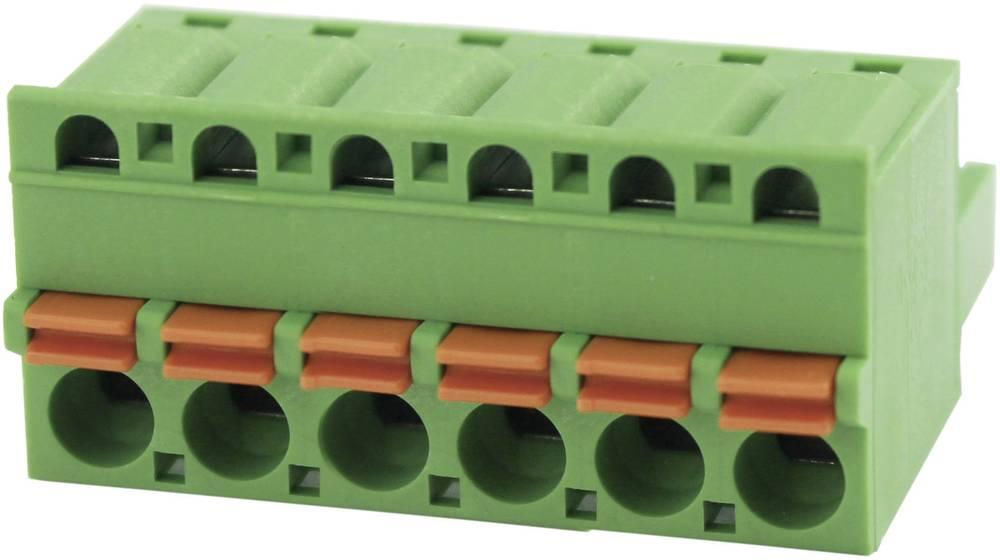 Stiftkabinet-kabel Samlet antal poler 2 Degson 2EDGKD-5.0-02P-14-00AH Rastermål: 5.0 mm 1 stk