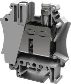 Gennemgangsklemme 15.2 mm Skruer Grå Degson PC35-01P-11-00AH 50 stk