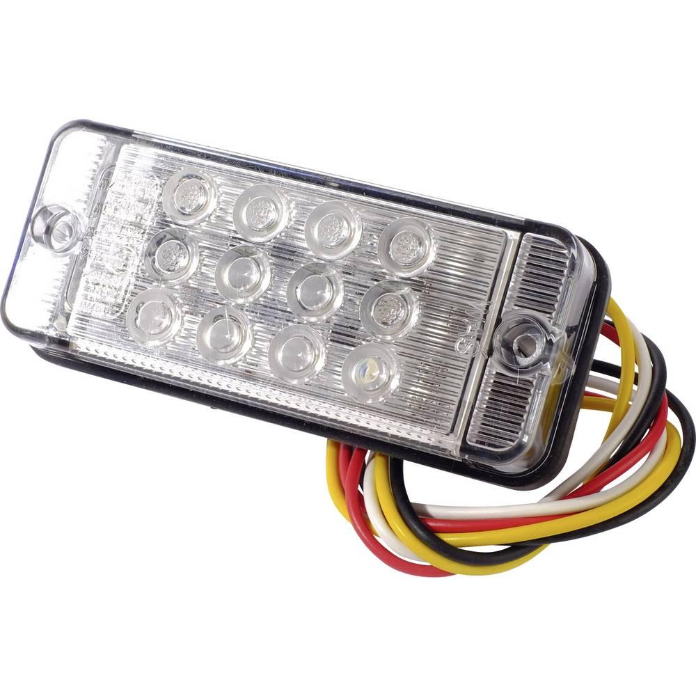 LED stražnje svjetlo za prikolicu SecoRüt žmigavac, stop svjetlo, poziciono svjetlo 12 V, 24 V