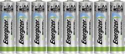 Batteri R6 (AA) Alkaliskt Energizer Eco Advanced LR06 1.5 V 8 st