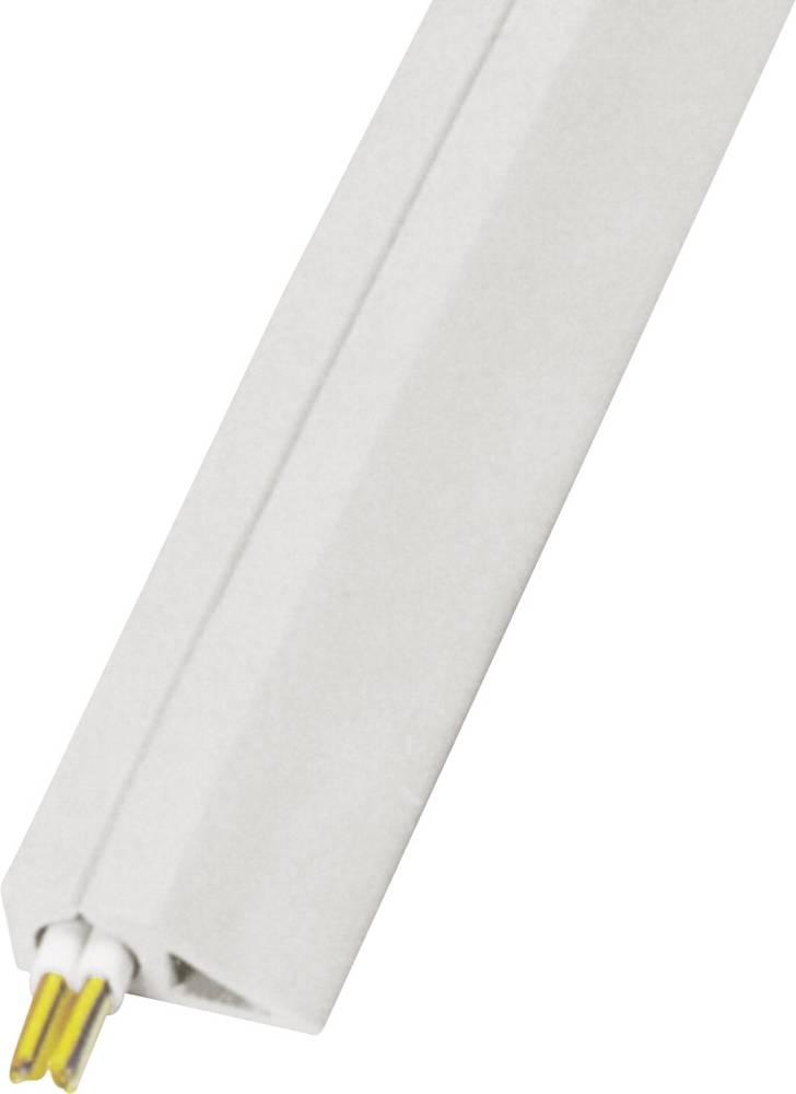 Kabelski most Snap Top Vulcascot, samoljepljivi (D x Š x V) 4500 x 27 x 10 mm siva sadržaj: 1 komad