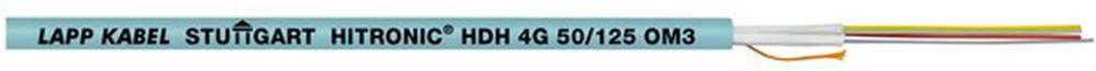 Optički kabel Hitronic HDH 50/125µ Multimode OM3 Aqua plave boje LappKabel 26010312 500 m