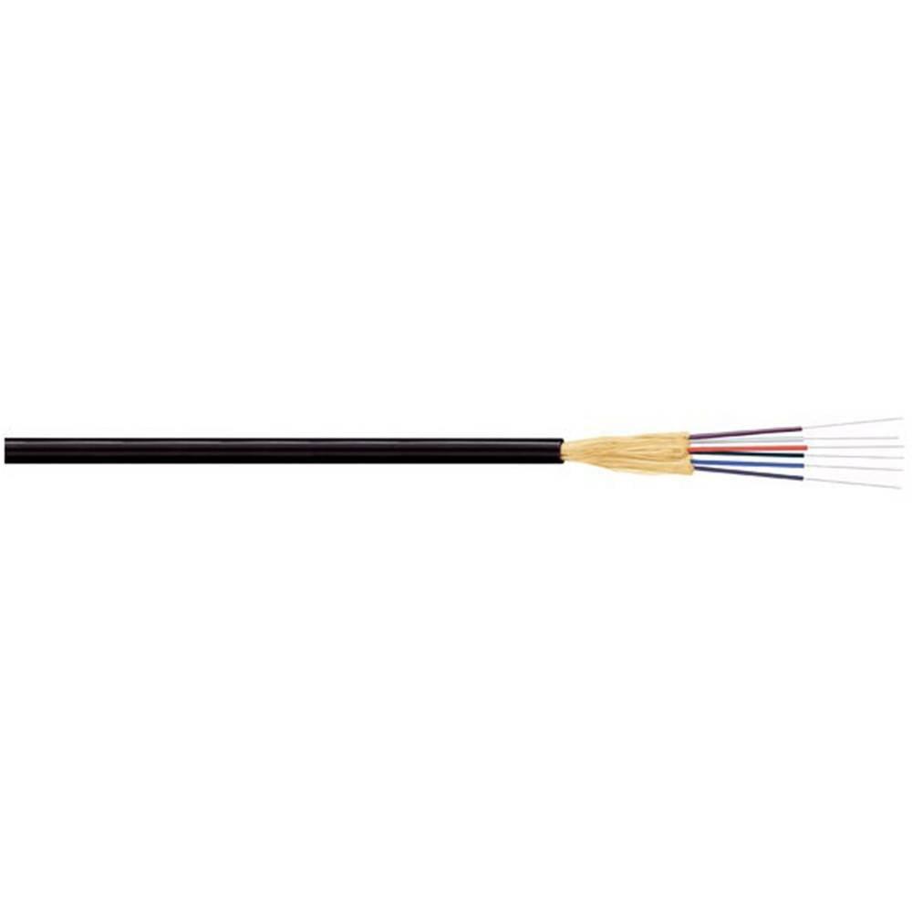 Optički kabel Hitronic HDM 50/125µ Multimode OM3 crne boje LappKabel 26610304 4200 m