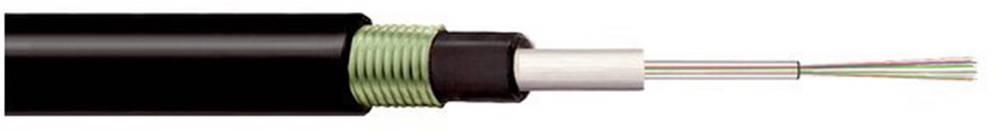 Optički kabel Hitronic FIRE 50/125µ Multimode OM2 crne boje LappKabel 27560212 2000 m