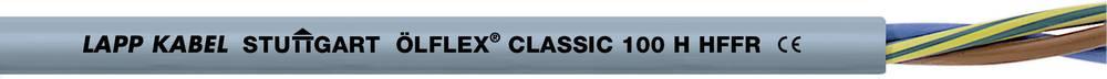 Krmilni kabel ÖLFLEX® CLASSIC 100 H 3 G 1.5 mm sive barve LappKabel 0014151 500 m
