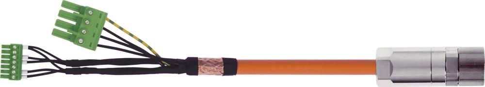 Kabel za upravljanje servo motora, narančaste boje LappKabel 70345476 10 m